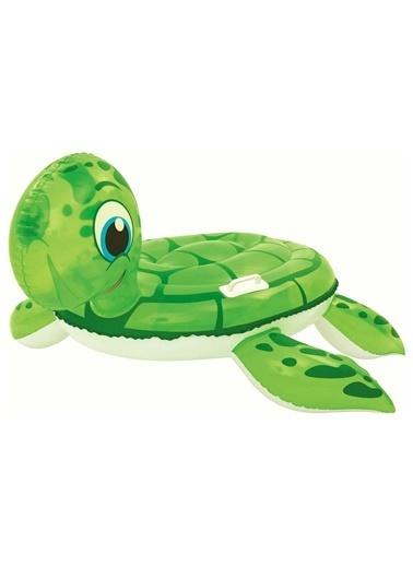 Bestway Bestway 41041 Tutmalı Şişme Deniz Kaplumbağası 140X140 Cm Renkli